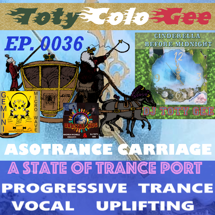 ASOTPort (Carriage) TOTYcoloGEE EP. 0036