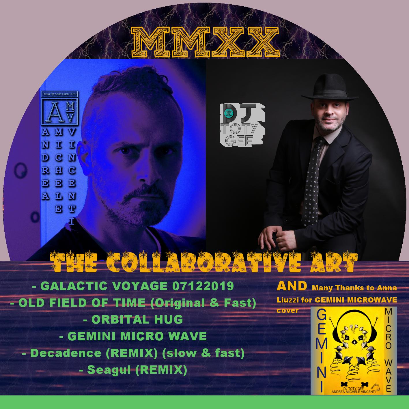 MMXX THE COLLABORATIVE ART (Album)