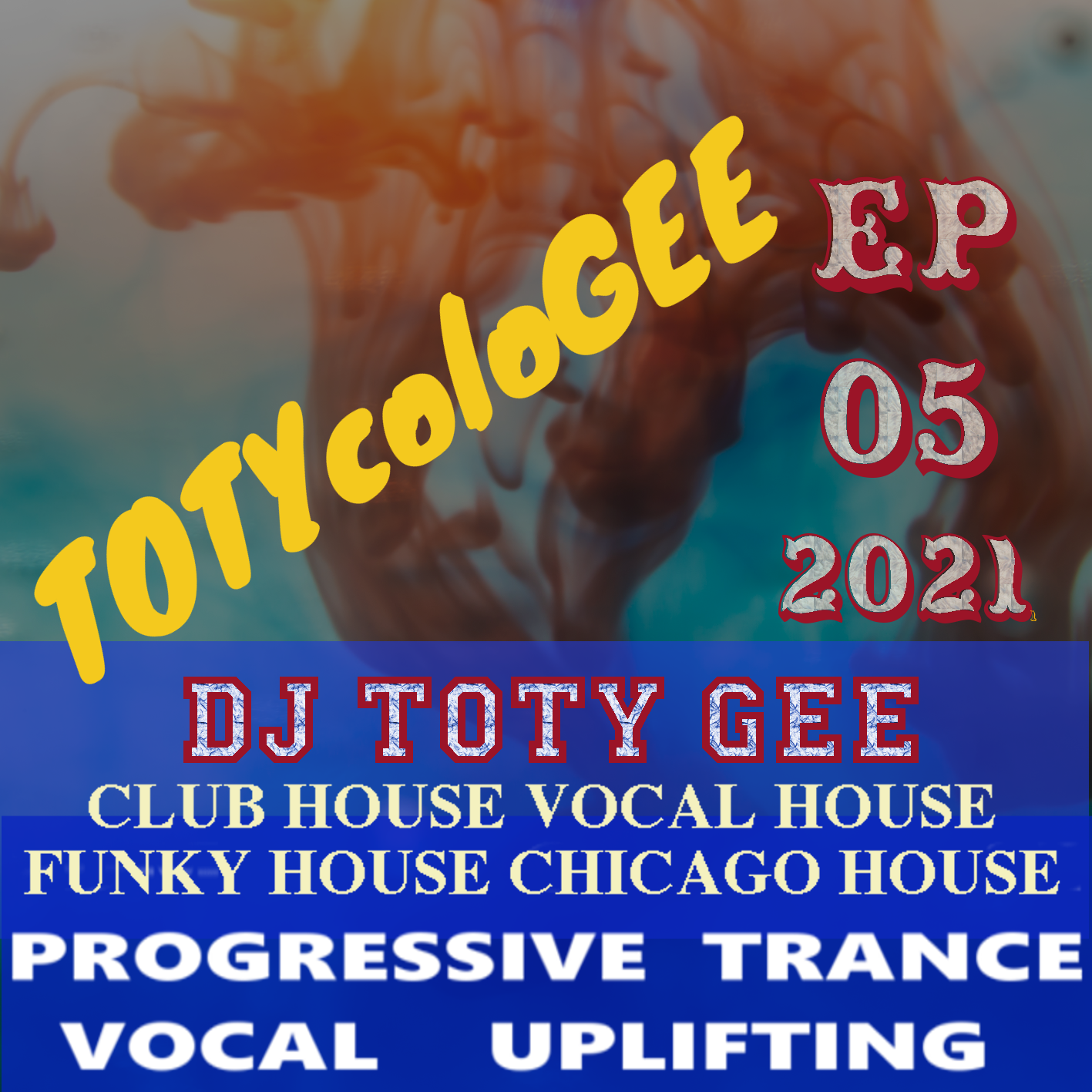 TOTYcoloGEE 2021 – 05 – DJ TOTY GEE Live!