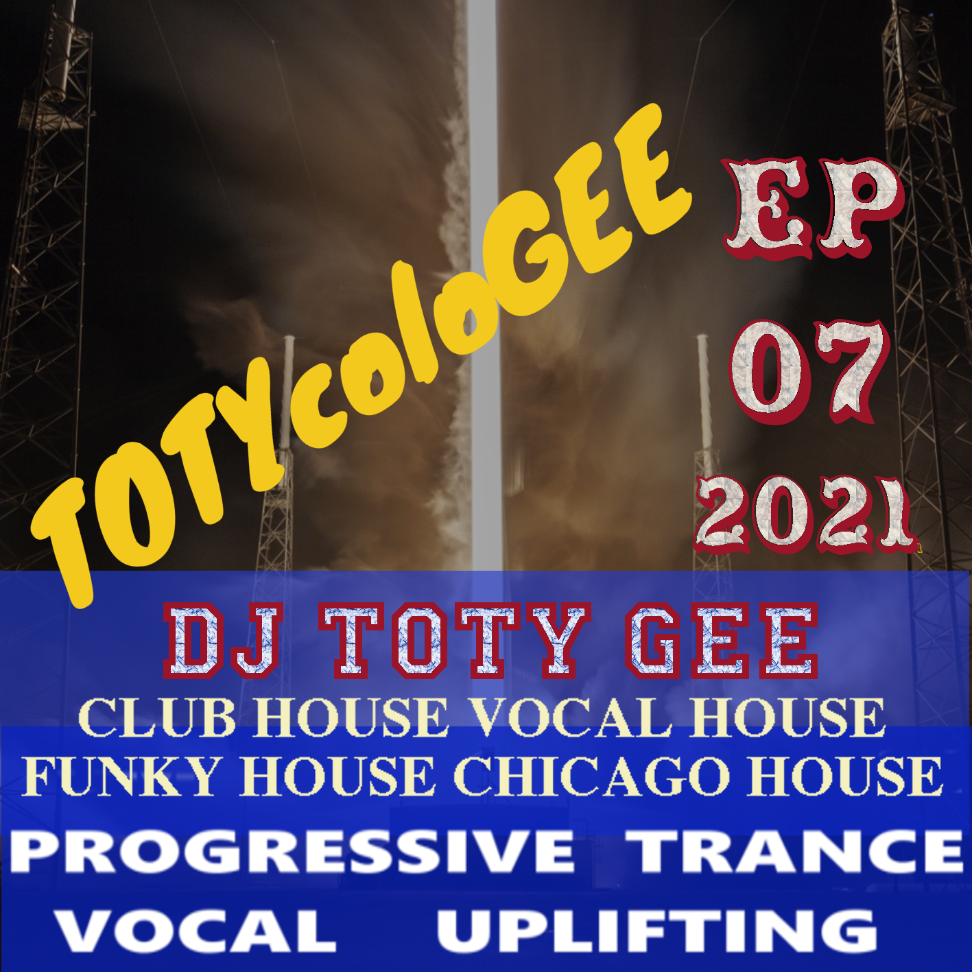 TOTYcoloGEE 2021 – 07 – DJ TOTY GEE – Live