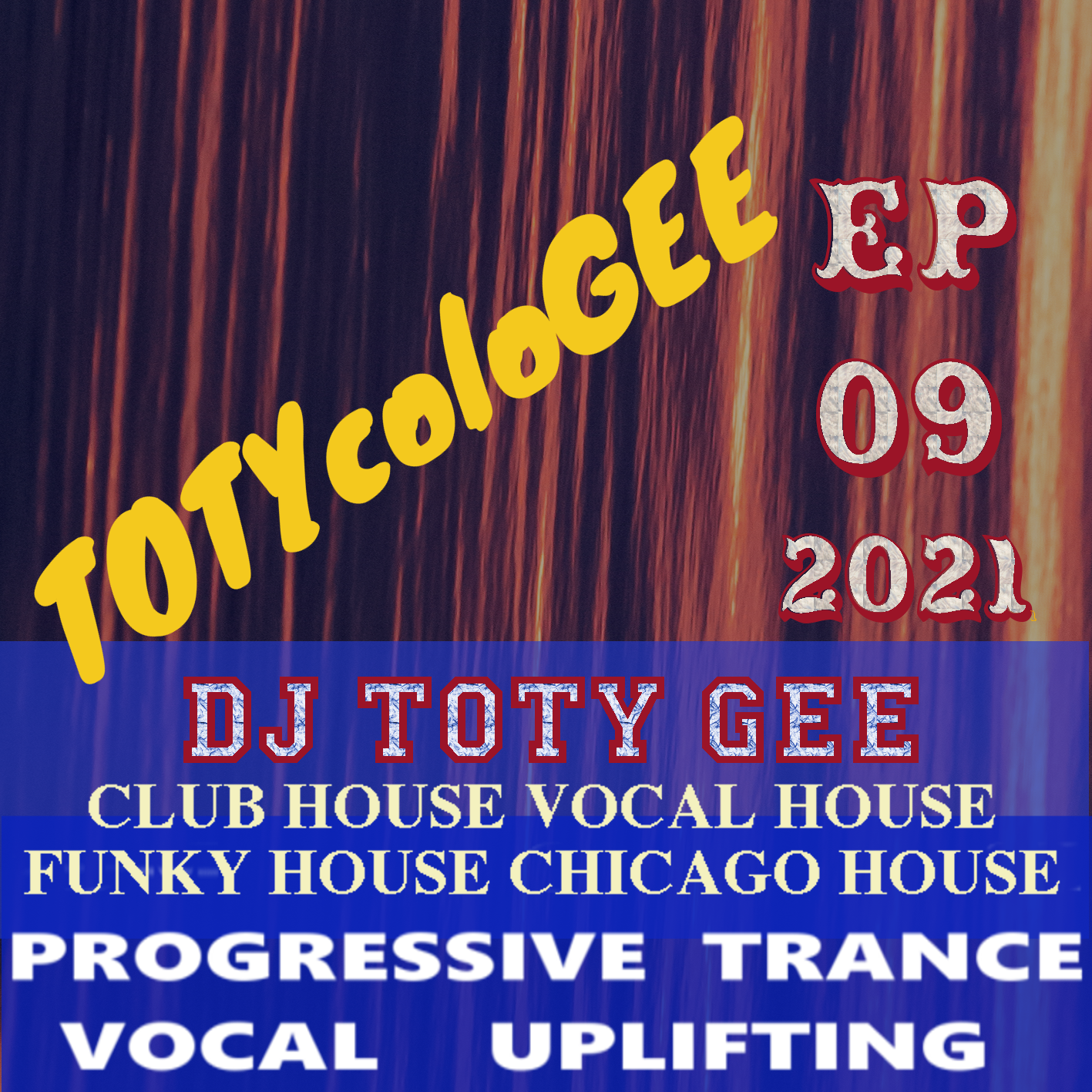 TOTYcoloGEE 2021 – 09 – DJ TOTY GEE – Live