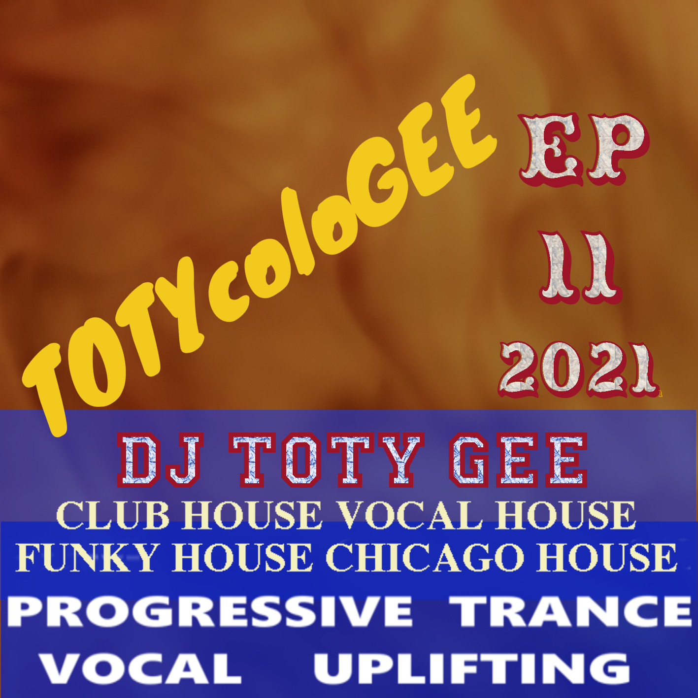 TOTYcoloGEE 2021 – 11 – DJ TOTY GEE – Live