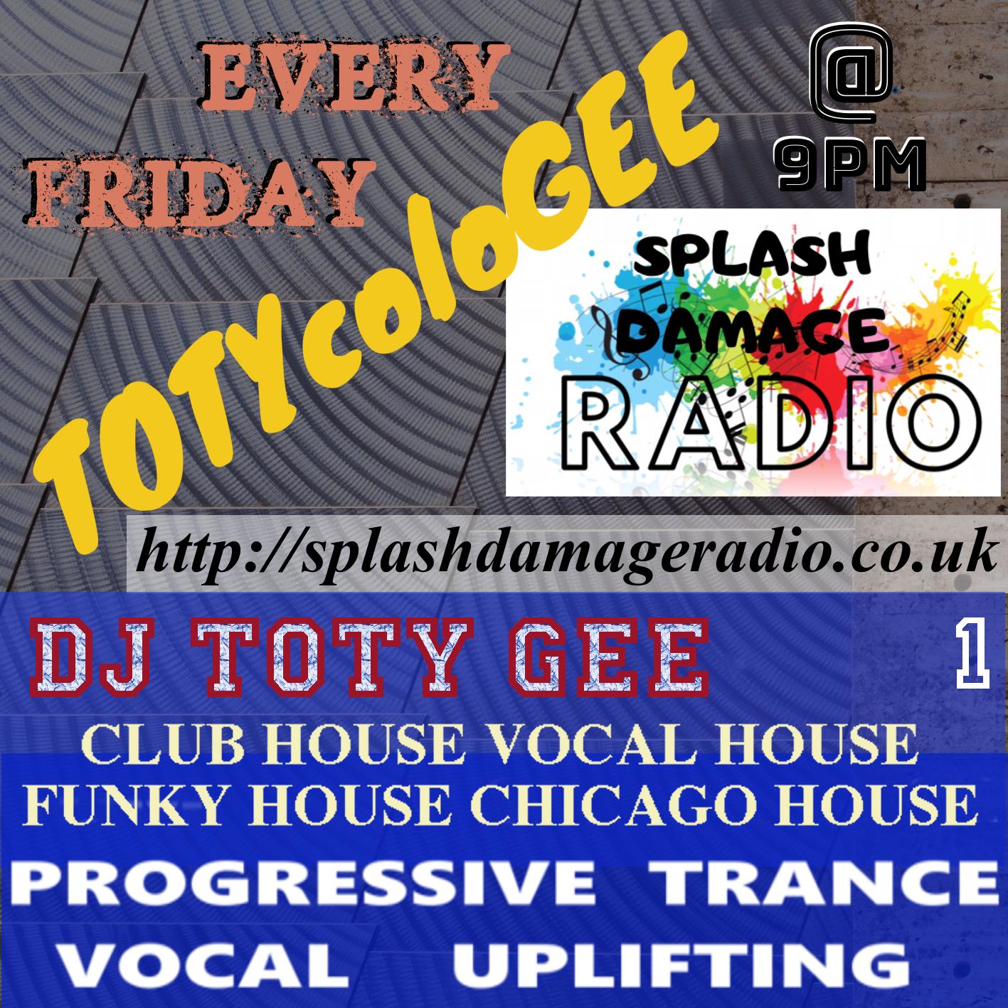 TOTYcoloGEE on SplashDamageRadio ep. 01