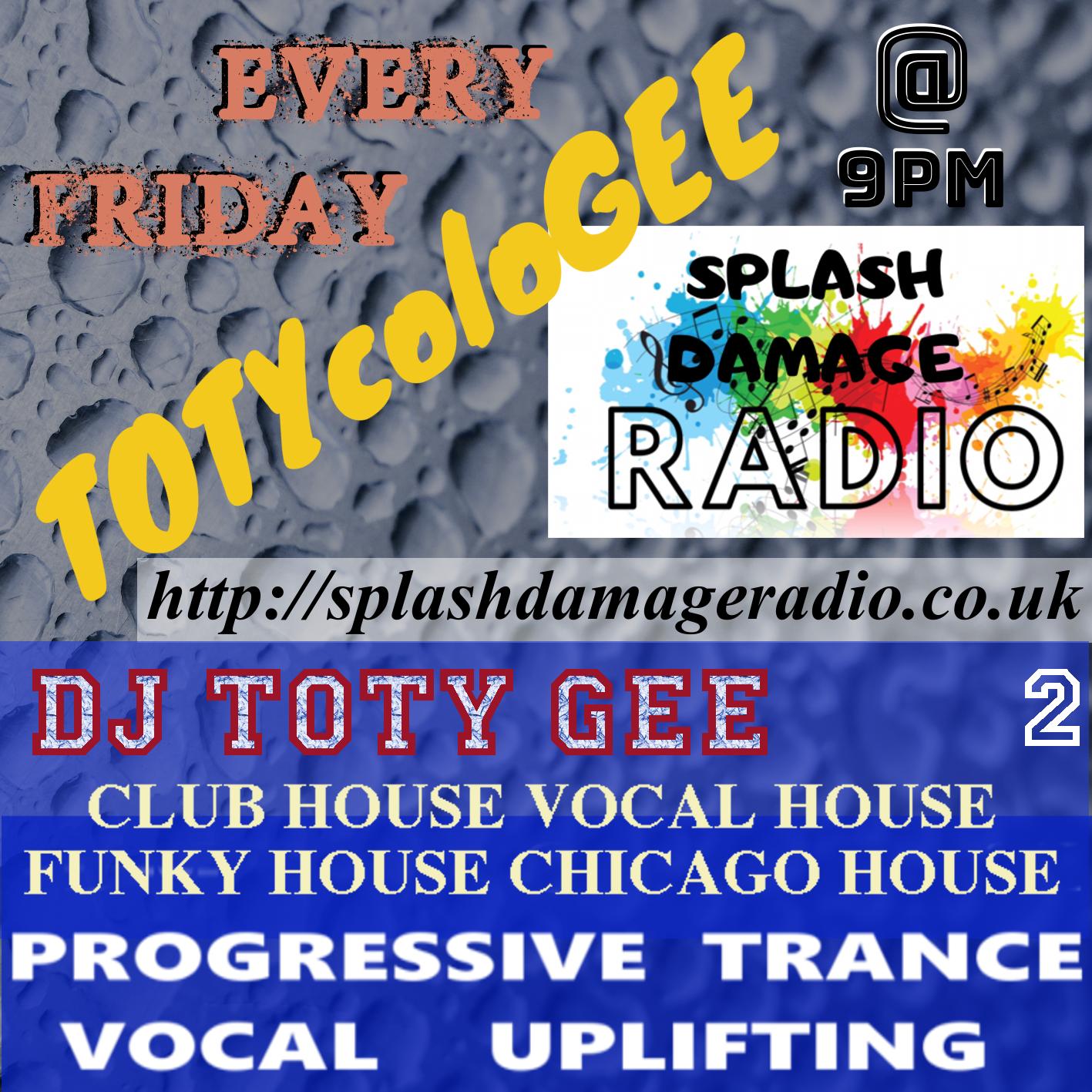 TOTYcoloGEE on SplashDamageRadio ep. 02