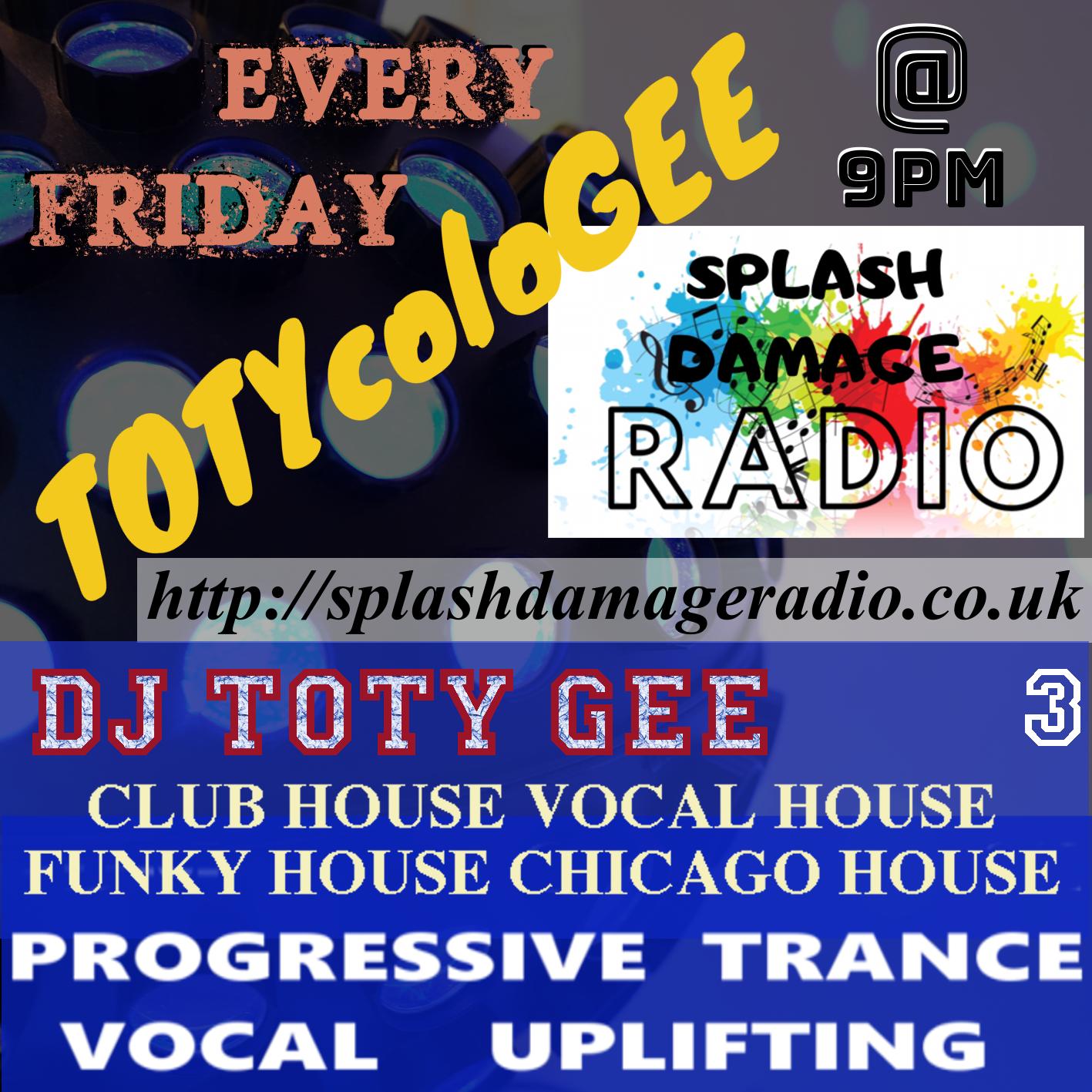 TOTYcoloGEE on SplashDamageRadio ep. 03