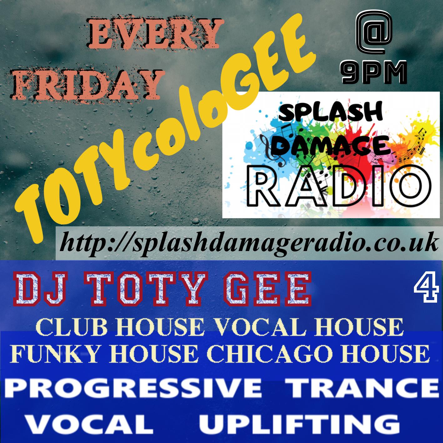 TOTYcoloGEE on SplashDamageRadio ep. 05
