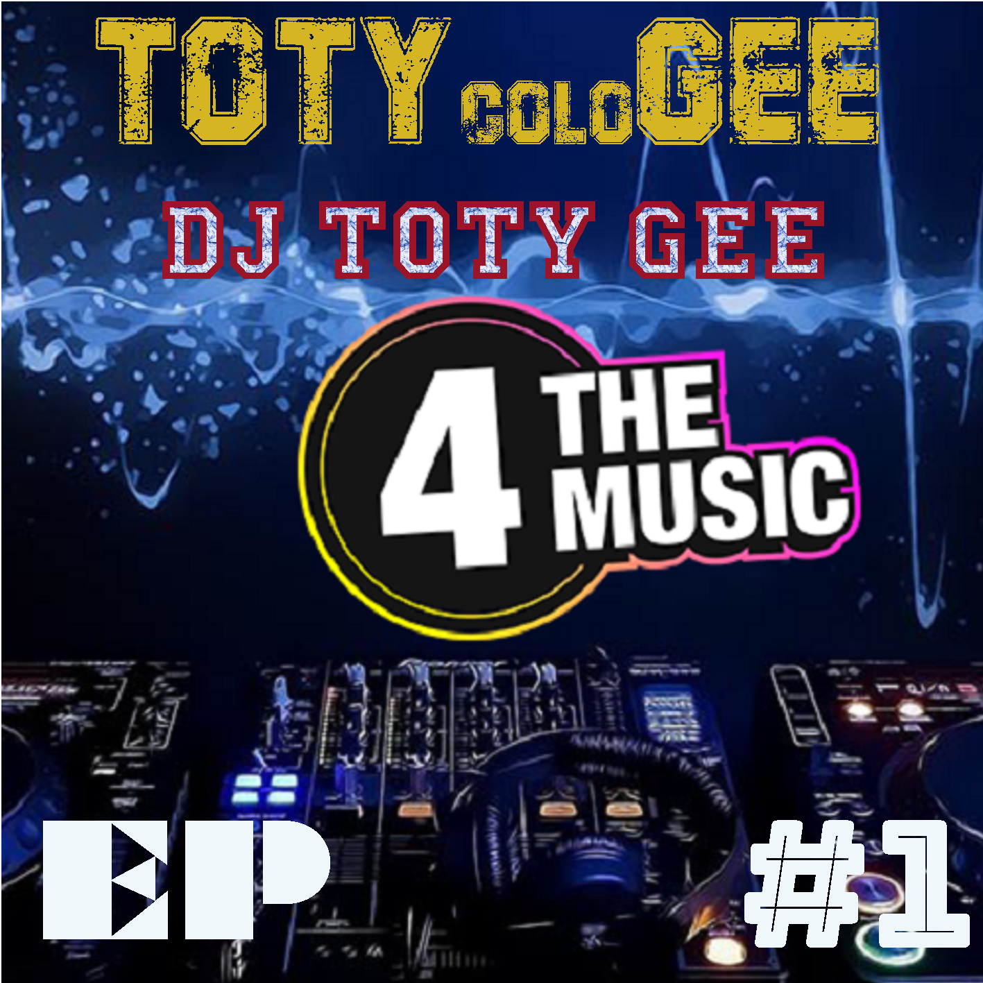 TOTYcoloGEE on 4TheMusicClub EP 1