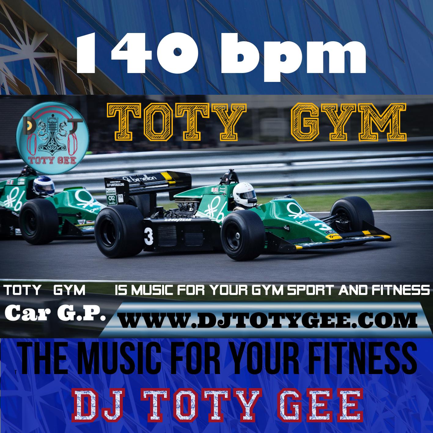 CAR GP TOTY GYM