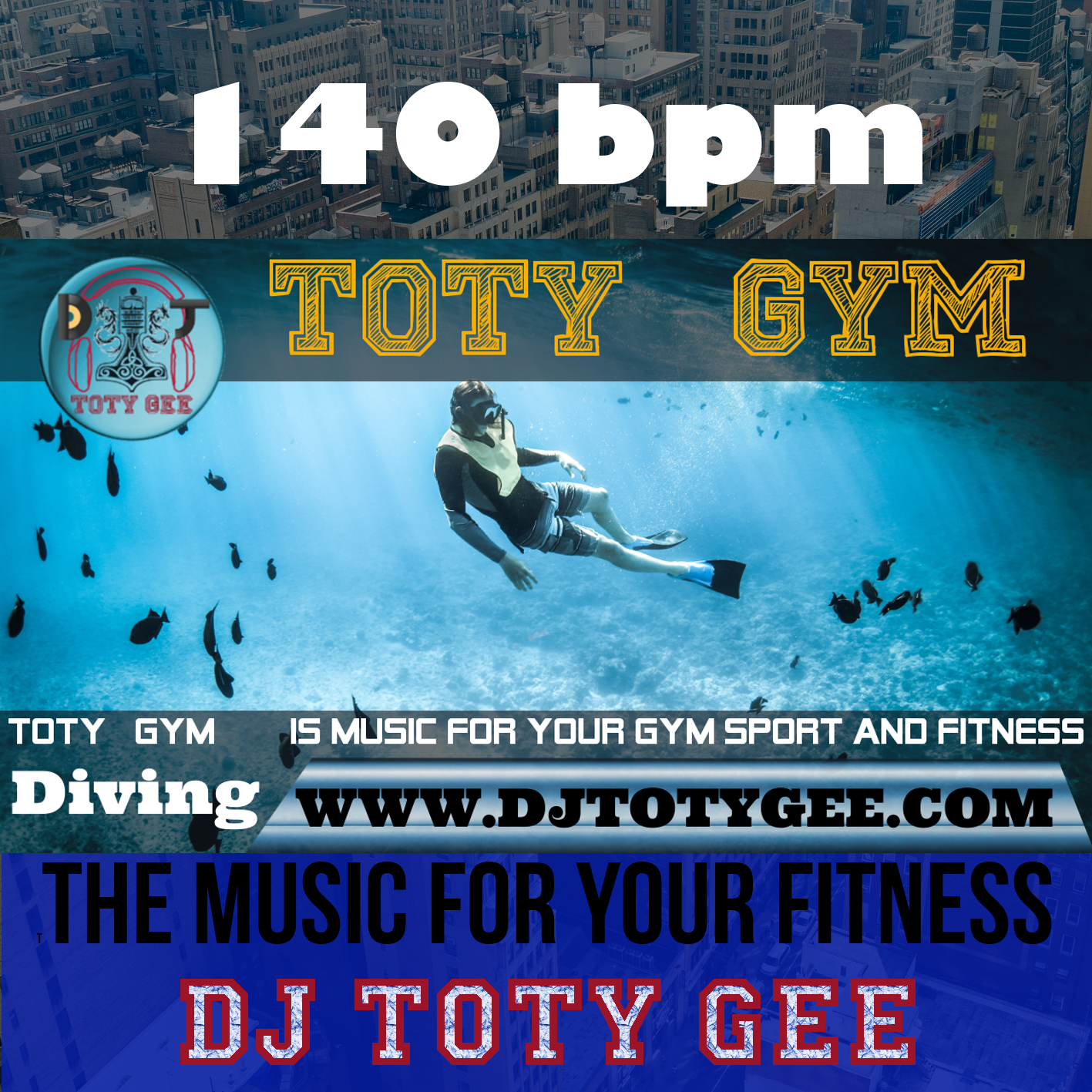 Diving TOTY GYM