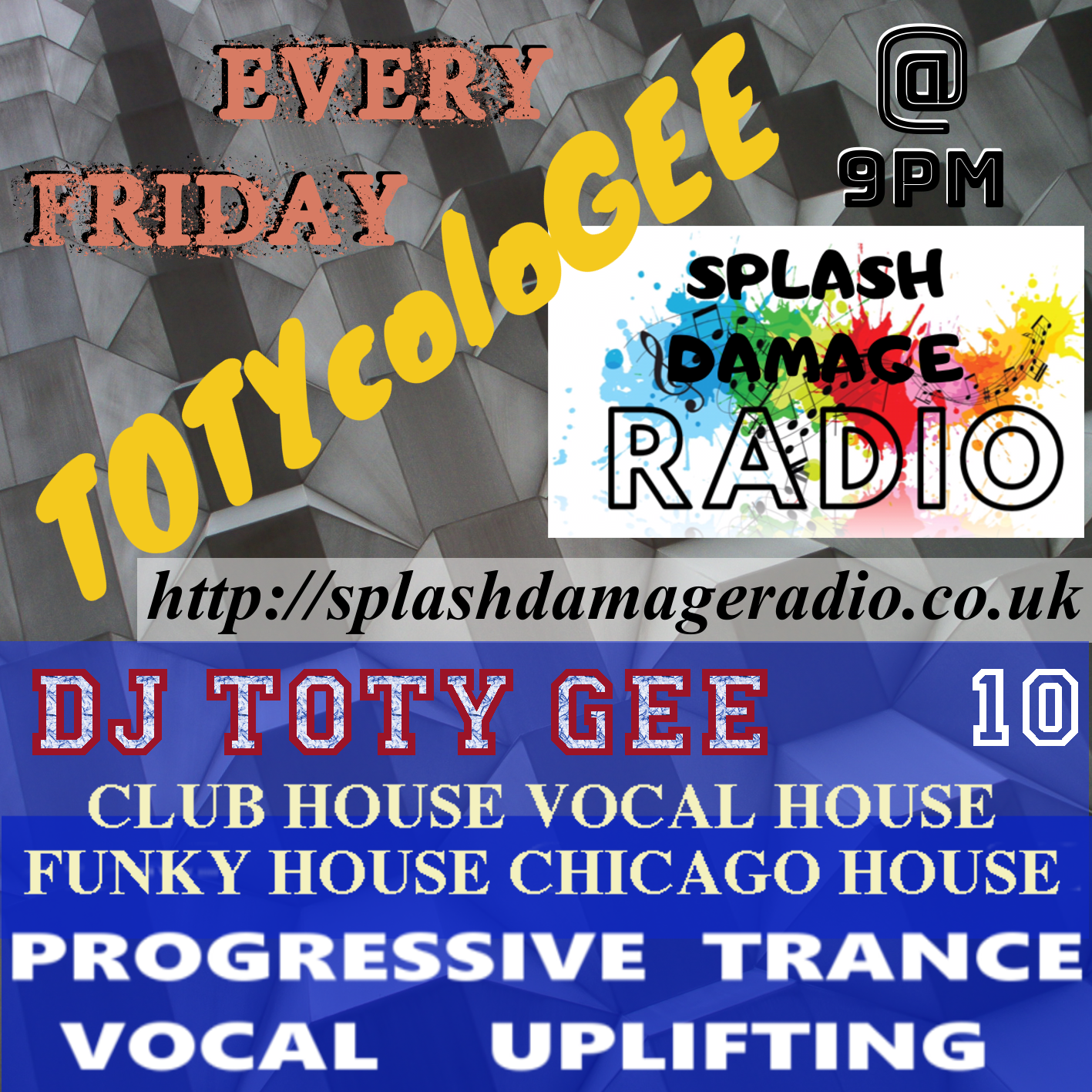 TOTYcoloGEE on SplashDamageRadio ep. 10