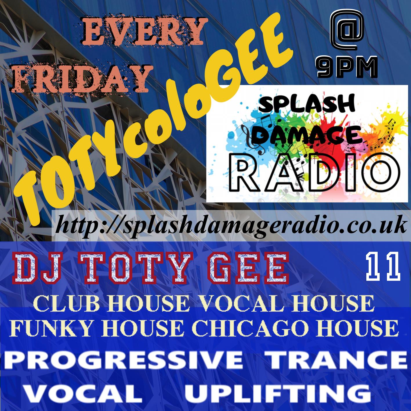 TOTYcoloGEE on SplashDamageRadio ep. 11