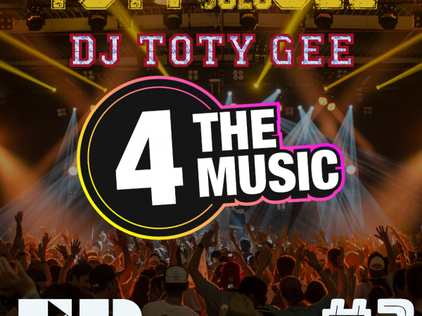 TOTYcoloGEE on 4TheMusicClub EP 3