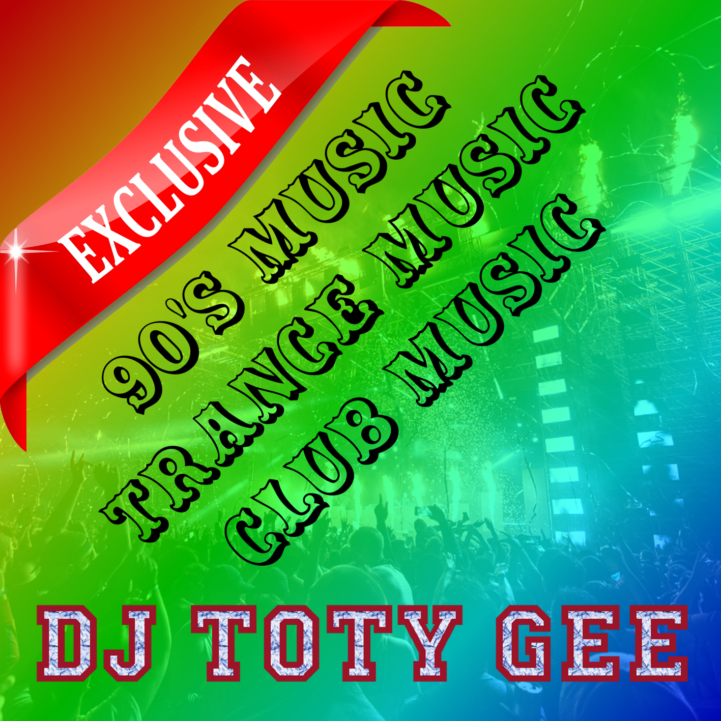 Exclusice DEMO 90's, club and trance music