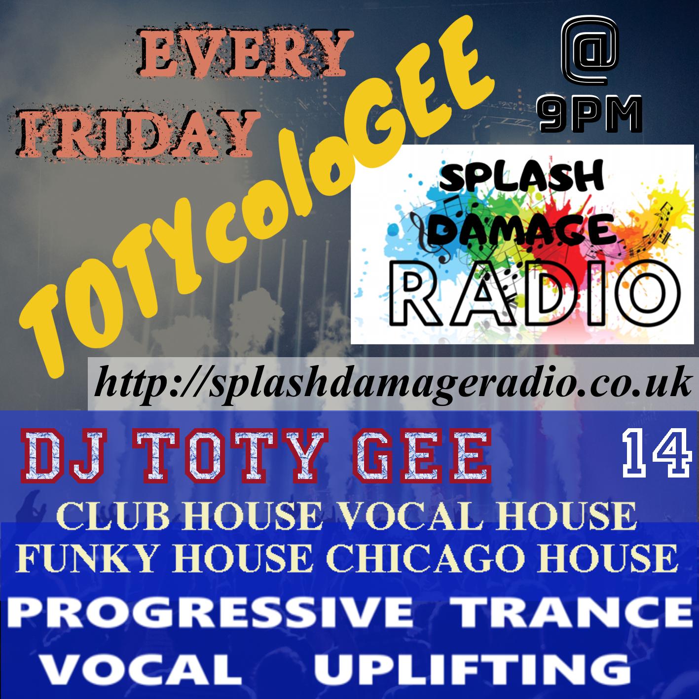 TOTYcoloGEE on SplashDamageRadio ep. 14