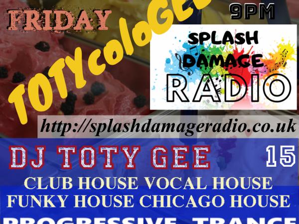 TOTYcoloGEE on SplashDamageRadio ep. 15