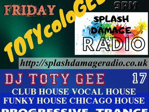 TOTYcoloGEE on SplashDamageRadio ep. 17